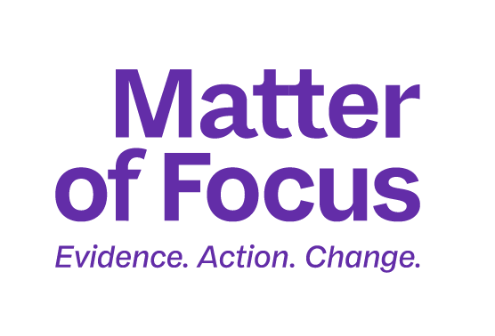 logo-matter-of-focus-evidence-action-change