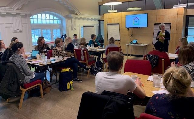 Julie Gardner House of Care presents to the OutNav Community