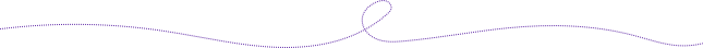 purple dotted line