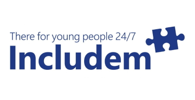 Includem logo
