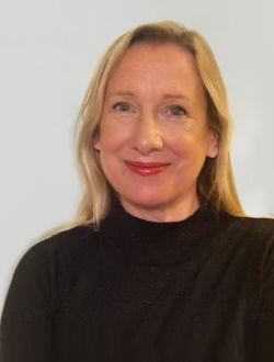 Portrait photograph of Kathleen Taylor